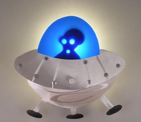 UFO-lampa