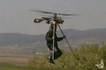 Minihelikopter