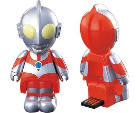 Ultraman som USB-minne