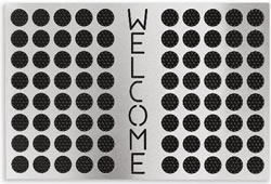 Urban Doormat - Welcome
