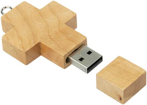 UBS-minne i form av träkors