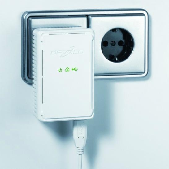 dLAN 200 AV USB extender