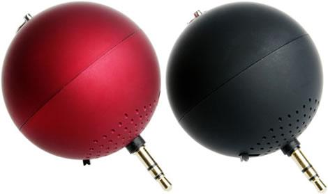 Klotformad USB-högtalare