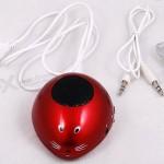 Mus med inbyggd högtalare