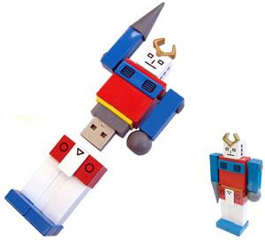Korejanai Robo USB Memory Stick