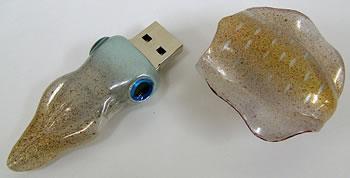 USB-bläckfisk