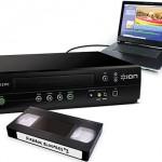 Gör om VHS-filmer till digitalt format