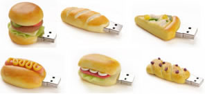 Freshly Baked USB Drives