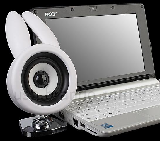 Kanininspirerad USB-högtalare