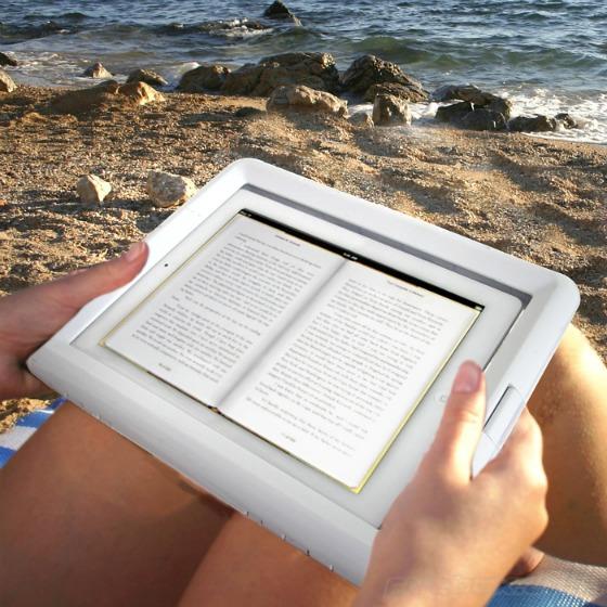 Vattentätt fodral till iPad