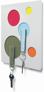 Clote Velcro Key Holder