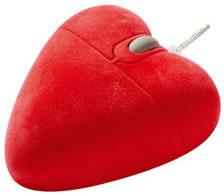 Hjärtmus i sammet