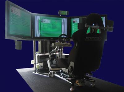 Virtual Racer X