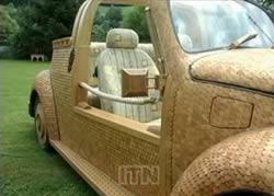 VW i trä