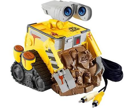Disney/Pixar Wall-E spelrobot