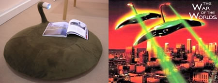 Illupillow + The War of the Worlds