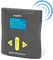 Digital WiFi-detektor