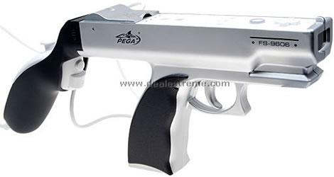 Nintendo Wii-pistol