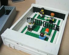 Lego Will med inbyggt spel