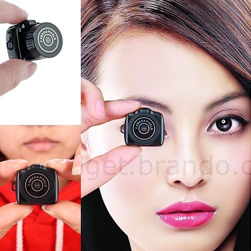 Världens minsta videokamera