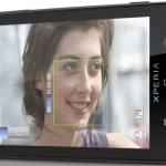 Sony Ericsson Xperia X10 Android-mobil