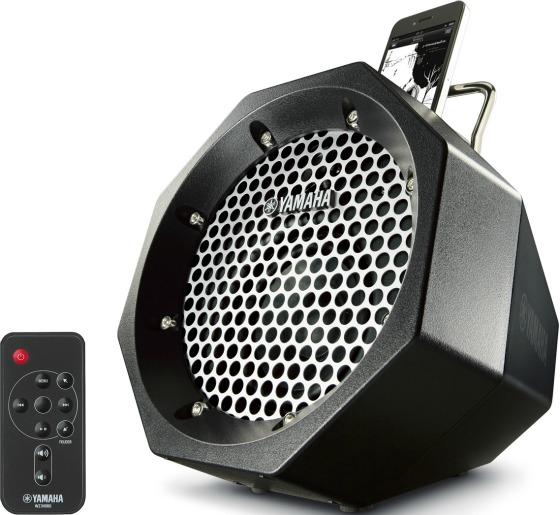 Högtalardocka för iPhone och iPod från Yamaha