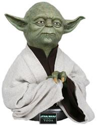 Yoda-staty