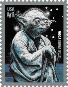 Yoda-frimärke