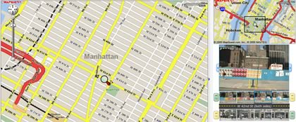 A9 Maps - Manhattan
