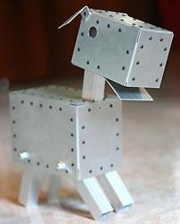 Aluminiumhund