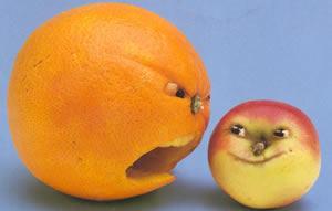 Apelsin & Äpple
