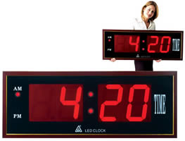 Big Ben LED Wall Clock