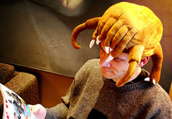 Half-Life 2 Headcrab Hat