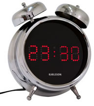Karlsson Digibell Alarm Clock