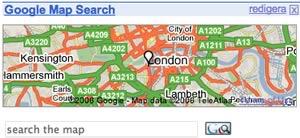 Google Maps-modul