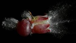 Sönderskjutet äpple