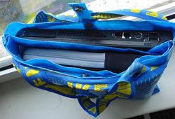 IKEA-väska
