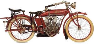 Indian V-Tvin 1914