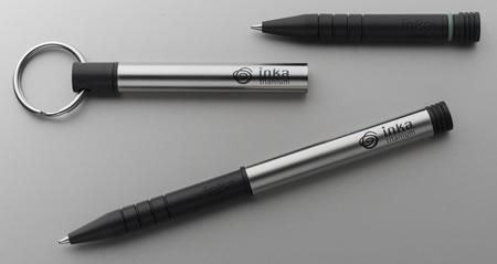 Inka Pen isärplockad
