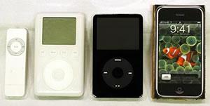 iPhone jämförelse