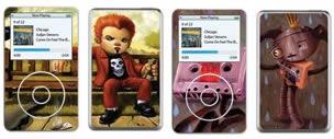 iPod Gelaskins