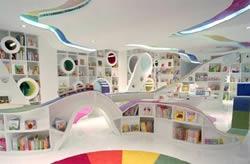 Barnbokhandel i Kina
