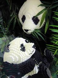 Lego-pandor