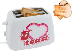 The Love Toaster