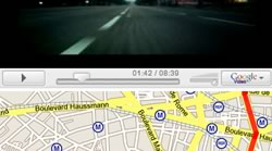 Google Maps + Google Video