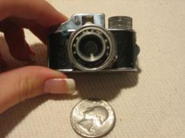 Minikamera från 50-talet