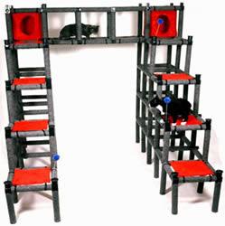 Modular Cat Playground