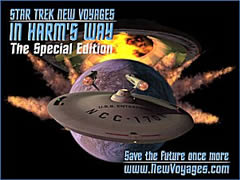 Star Trek New Voyages: Episode 4.01 - In Harm's Way