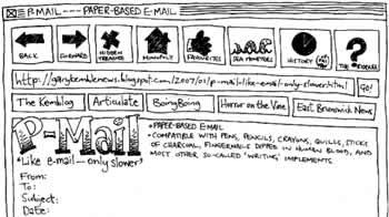 P-Mail