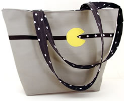 Pacman Tote